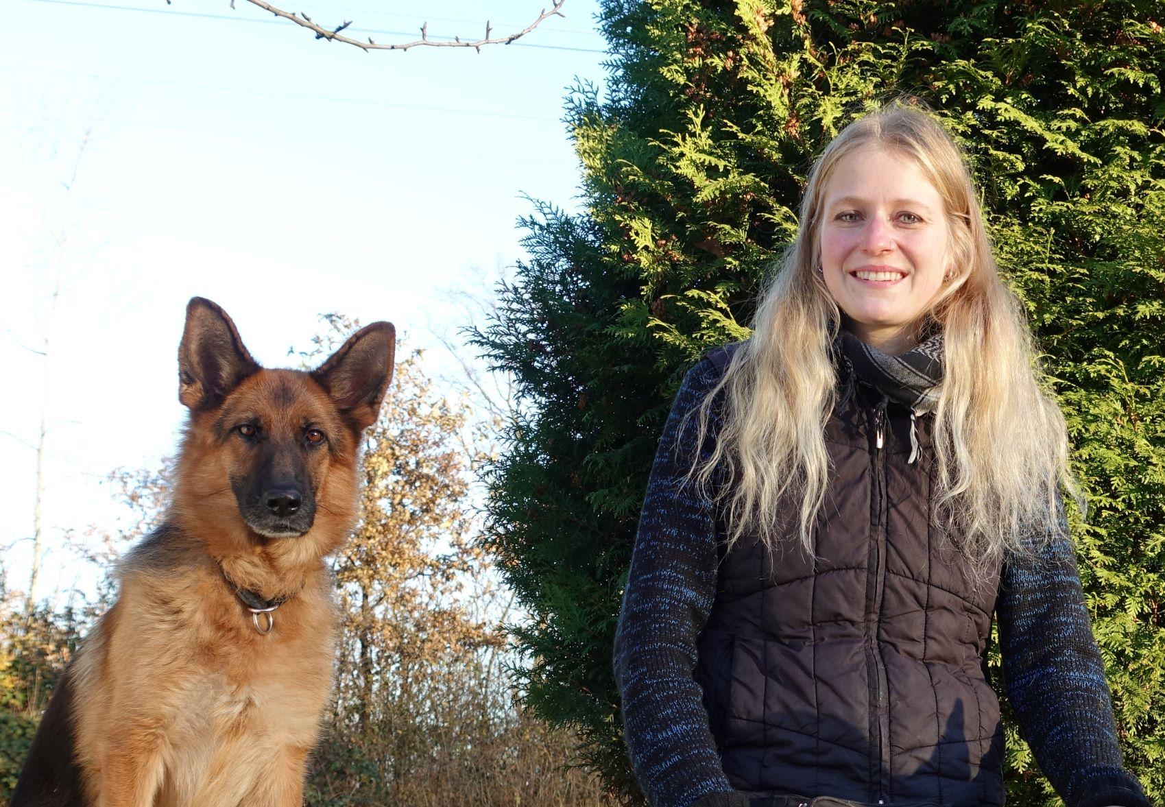 Dr. Christine Schaller Verhaltenstherapie Hundetraining